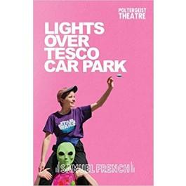 Lights Over Tesco Car Park