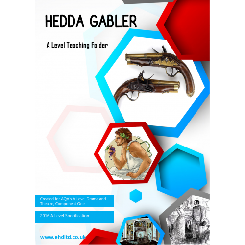 hedda gabler a tragic hero More recently, norwegian playwright henrik ibsen created the definitive tragic heroine of modern theatre, hedda gabler, in his 1890 play of that name hedda has been called 'the female hamlet', because it is the 'holy grail' role which actresses want to take on.