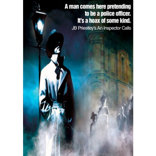 An Inspector Calls Poster Posters