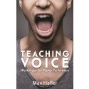 Teaching Voice by Max Hafler