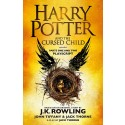 Harry Potter and the Cursed Child - Parts One and Two by J.K Rowling, John Tiffany and Jack Thorne