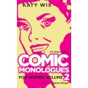 Comic Monologues for Women Volume 2