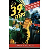 The 39 Steps by Patrick Barlow (Samuel French edition)