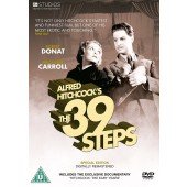 The 39 Steps DVD (Hitchcock)
