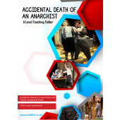 Accidental Death of an Anarchist Teaching Folder (Edex)