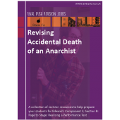 Revising Accidental Death of an Anarchist
