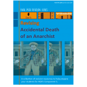 Revising Accidental Death of an Anarchist (AQA)