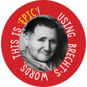 Brecht Epic Reward Stickers