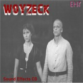 Woyzeck Sound Effects CD