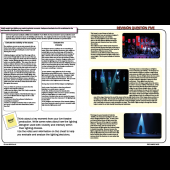 Analysing Live Theatre Freebie