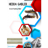 Hedda Gabler Teaching Folder