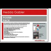 Hedda Gabler Poster Pack