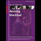 Revising Machinal