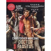 Doctor Faustus (Globe August 2011) DVD