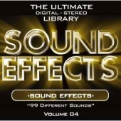 Sound Effects CD : Sound Effects