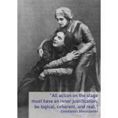 Stanislavski Poster