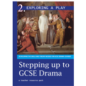 Stepping Up to GCSE Book 2: Exploring a Play