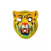 Plastic tiger mask