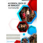 Accidental Death of an Anarchist Teaching Folder (Eduq)